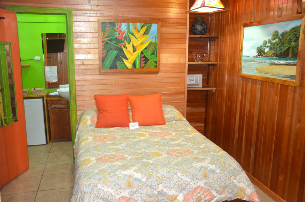 Room 1 at Physis Caribbean